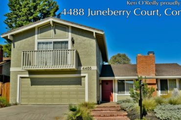 4488 JUNEBERRY COURT, CONCORD SOLD