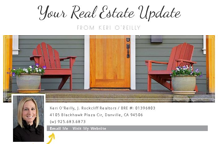 Keri O'Reilly Real Estate Services | Mailchimp Contacts